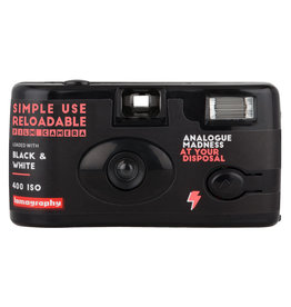 Lomography Simple Use Camera  Black & White