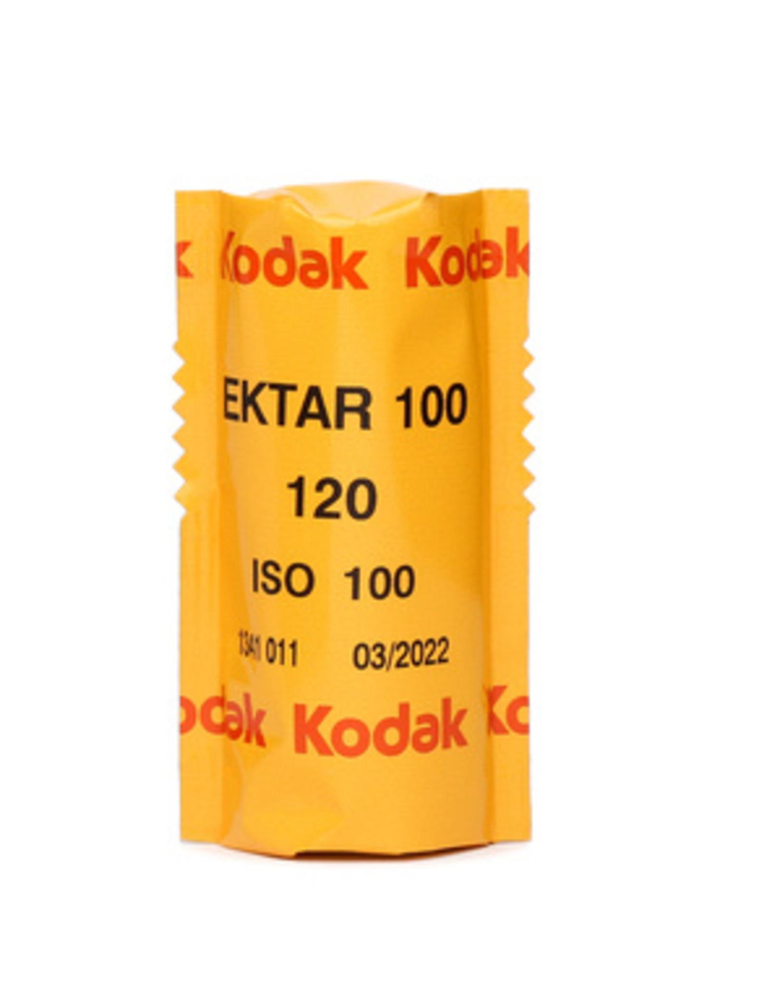 kodak Kodak Ektar 120 color negative film