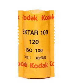 Kodak Ektar 120 color negative film