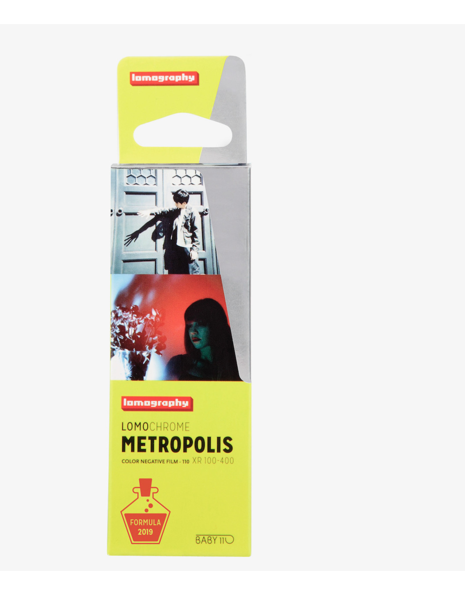 Lomography LomoChrome Metropolis 110 Single Pack
