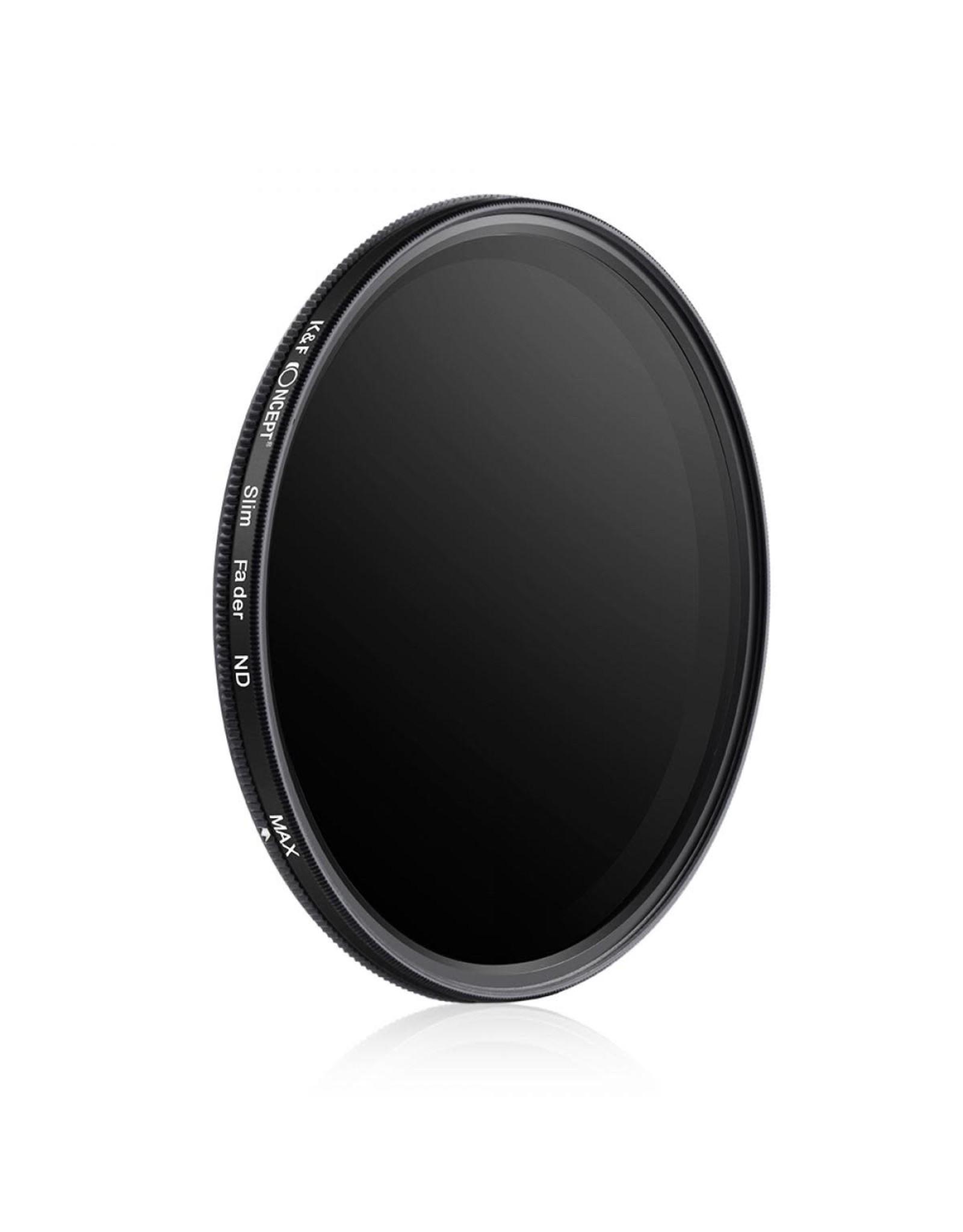K&F K&F Concept 77mm Variable ND Filter