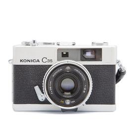 Konica Konica C35 Rangefinder Camera