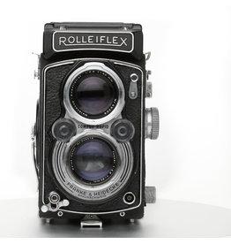 Rollei Rollei Rolleiflex 2.8A Opton Tessar T TLR Medium Format Camera
