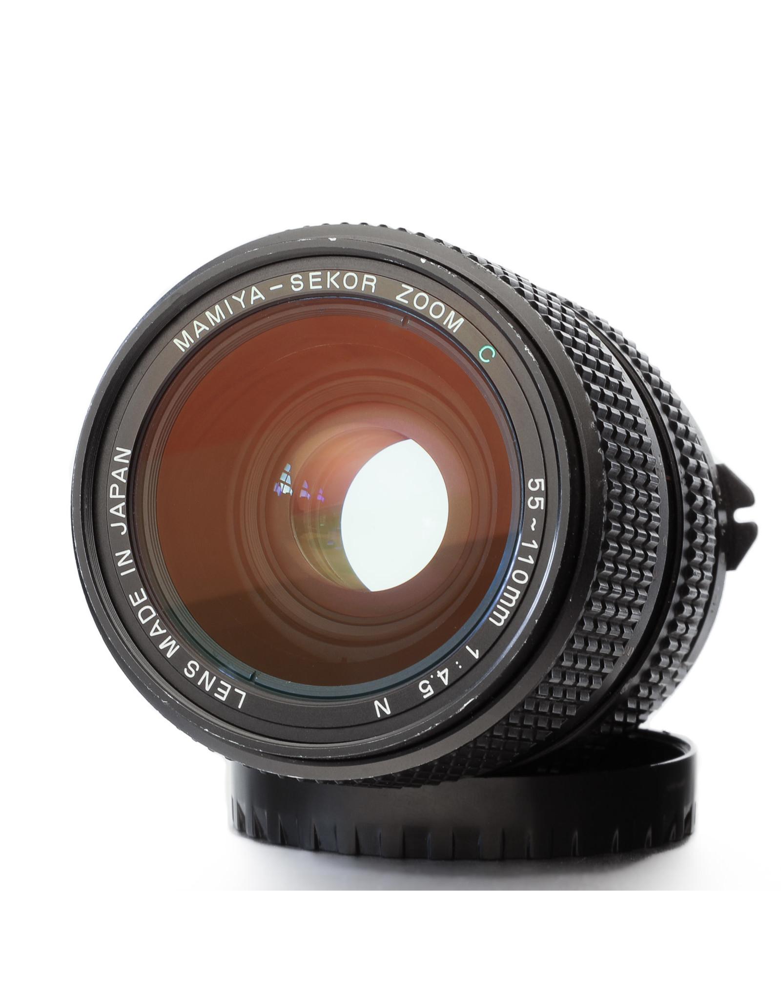 Mamiya Mamiya 55-110mm f4.5 lens for 645 System