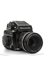 Mamiya Mamiya M645 Medium Format Camera kit w/80mm f4 & 210mm f4 lenses