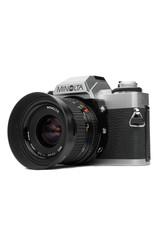 Minolta Minolta XG1 35mm SLR w/45mm f2 Lens