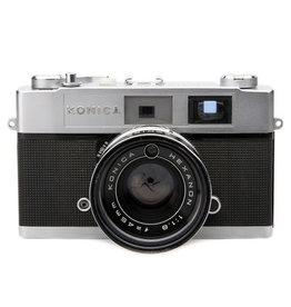Konica Konica Auto S2 Rangefinder Camera w/Hexanon f1.8 lens