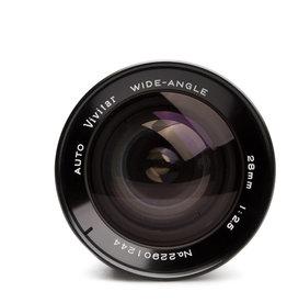 Vivitar Vivitar for Canon FD 28mm f2.5 Lens