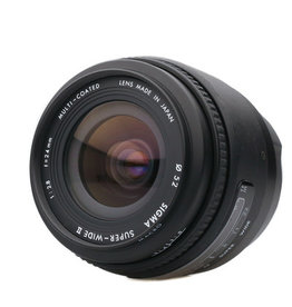"Sigma Sigma 24mm ""Super-Wide II"" Lens for Canon EF"