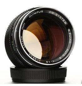 Olympus Olympus Zuiko 55mm f1.2 Lens OM