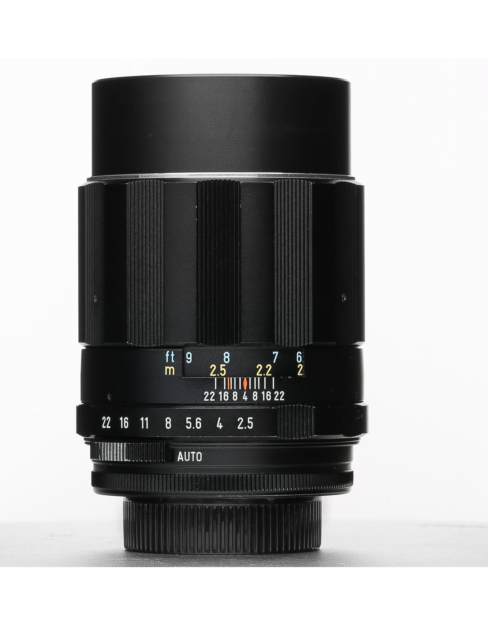Pentax Pentax Super Multi Coated Takumar 135mm f/2.5 Lens M42 (6 elements)