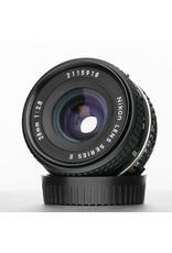Nikon Nikon Nikkor 28mm Series E f2.8 Lens