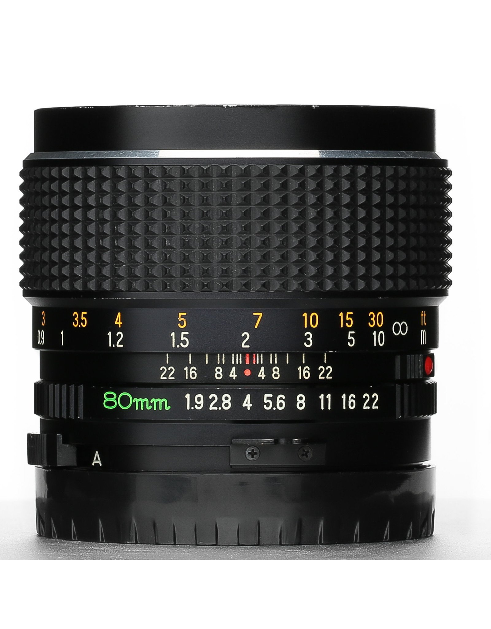 Mamiya Mamiya 80mm f/1.9 Lens for 645