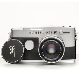 Olympus Olympus PEN FT 35mm Half-frame SLR w/38mm f1.8 Lens