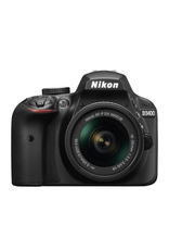 Nikon Nikon D3400 DSLR w/18-55 f3.5-5.6 VR Kit Semester Rental