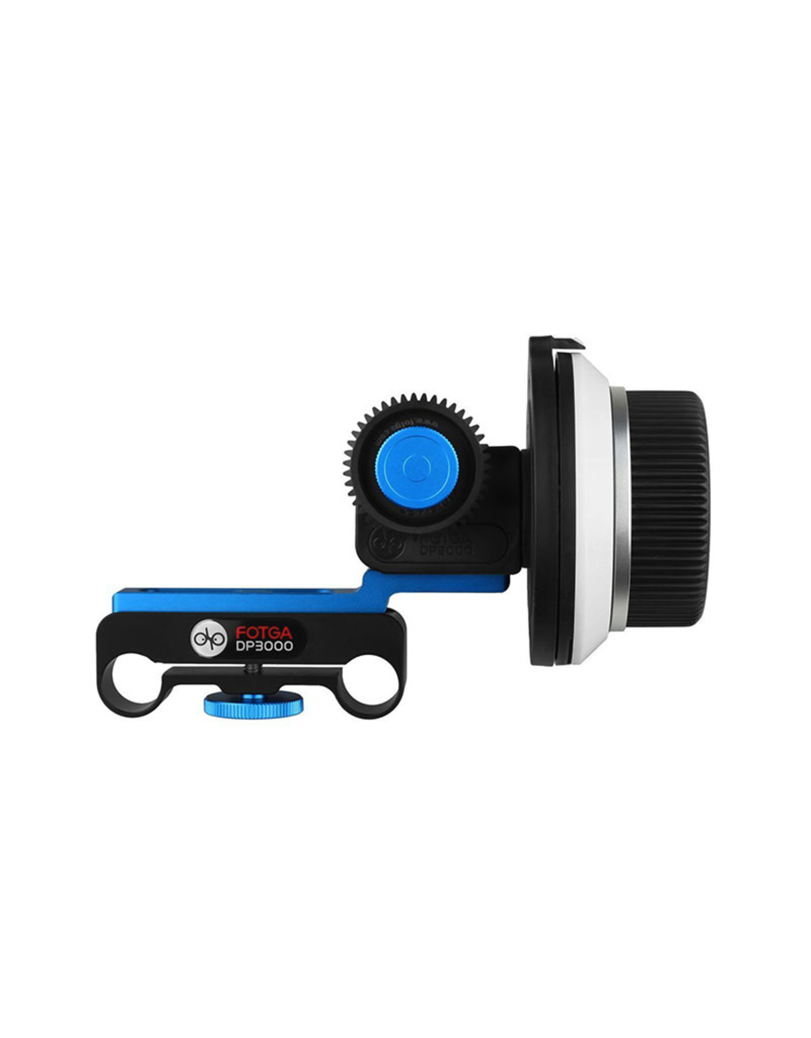 FOTGA FOTGA DP3000 M1 DSLR Follow Focus with Flexible Gear Belt for 15mm Rail Rod Rig