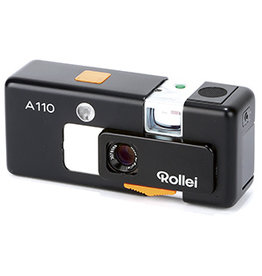 Rollei Rollei A110 Micro Camera w/Tessar 23mm f2.8