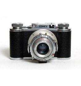 Wirgin Wirgin Edinex II 35mm viewfinder camera with 50mm F2.8 lens