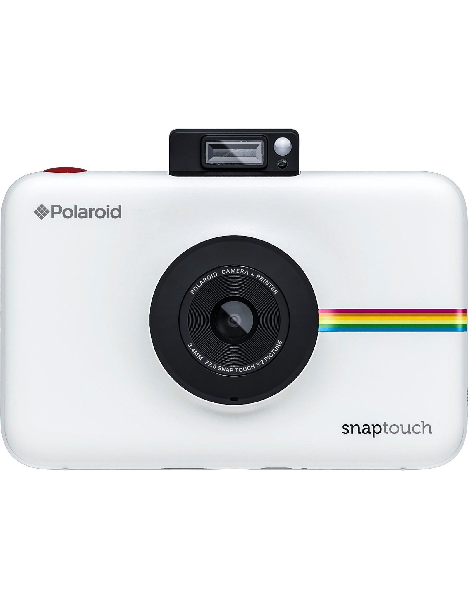 Polaroid Polaroid Snap Digital Instant Camera - White