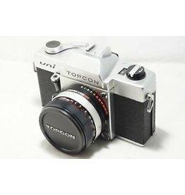 Topcon Topcon Uni 35MM Camera w/53mm f2 UV Topcor Lens