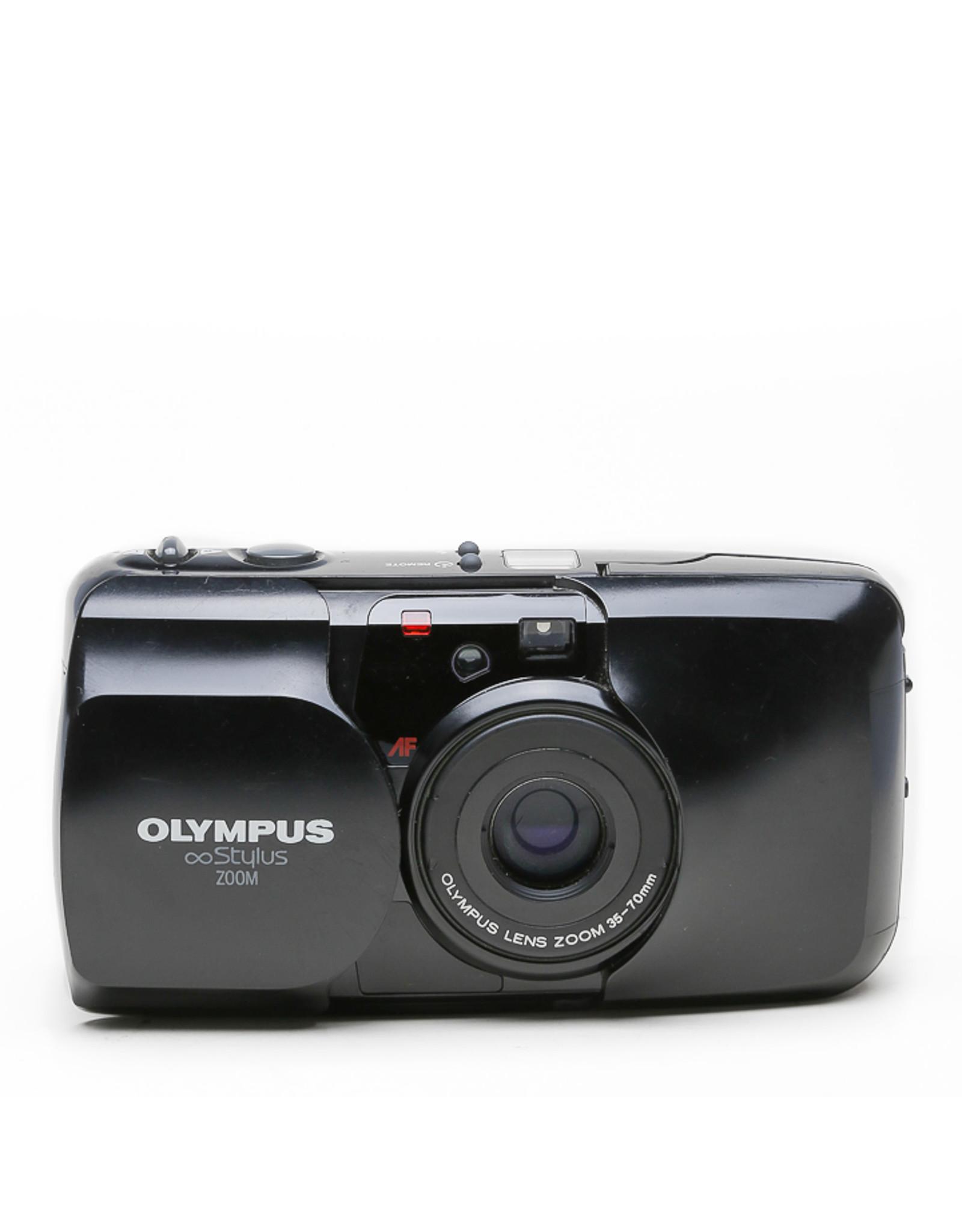 Olympus Olympus Stylus Zoom Point & Shoot Camera