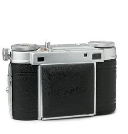 Zeiss CERTO Super Dollina II 35mm Rangefinder Camera w/Zeiss Jena Tessar 50mm f2.8