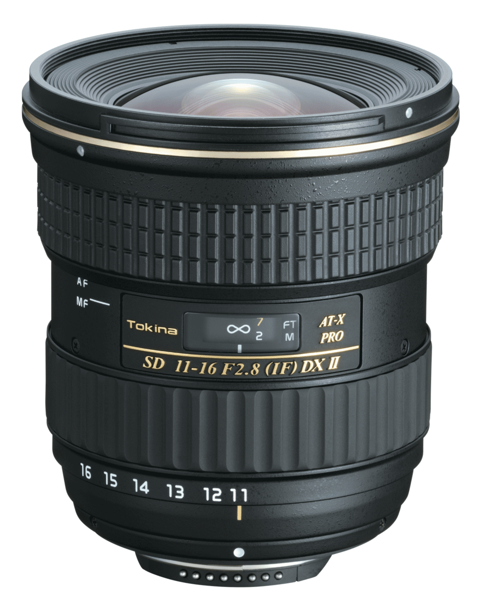 Tokina Tokina AT-X 116 PRO DX-II 11-16mm f/2.8 Lens for Canon EF