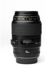 Canon Canon EF 100mm f/2.8 Macro USM Lens