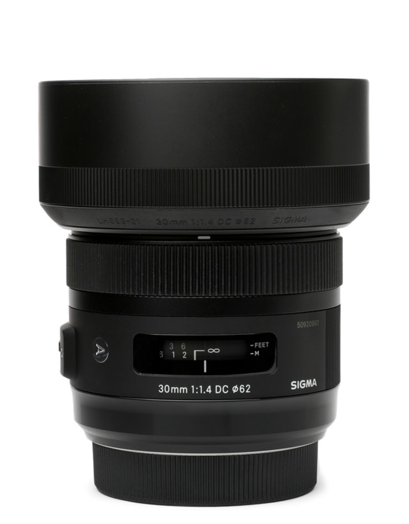 Sigma Sigma 30mm f/1.4 DC HSM Art Lens for Sony A