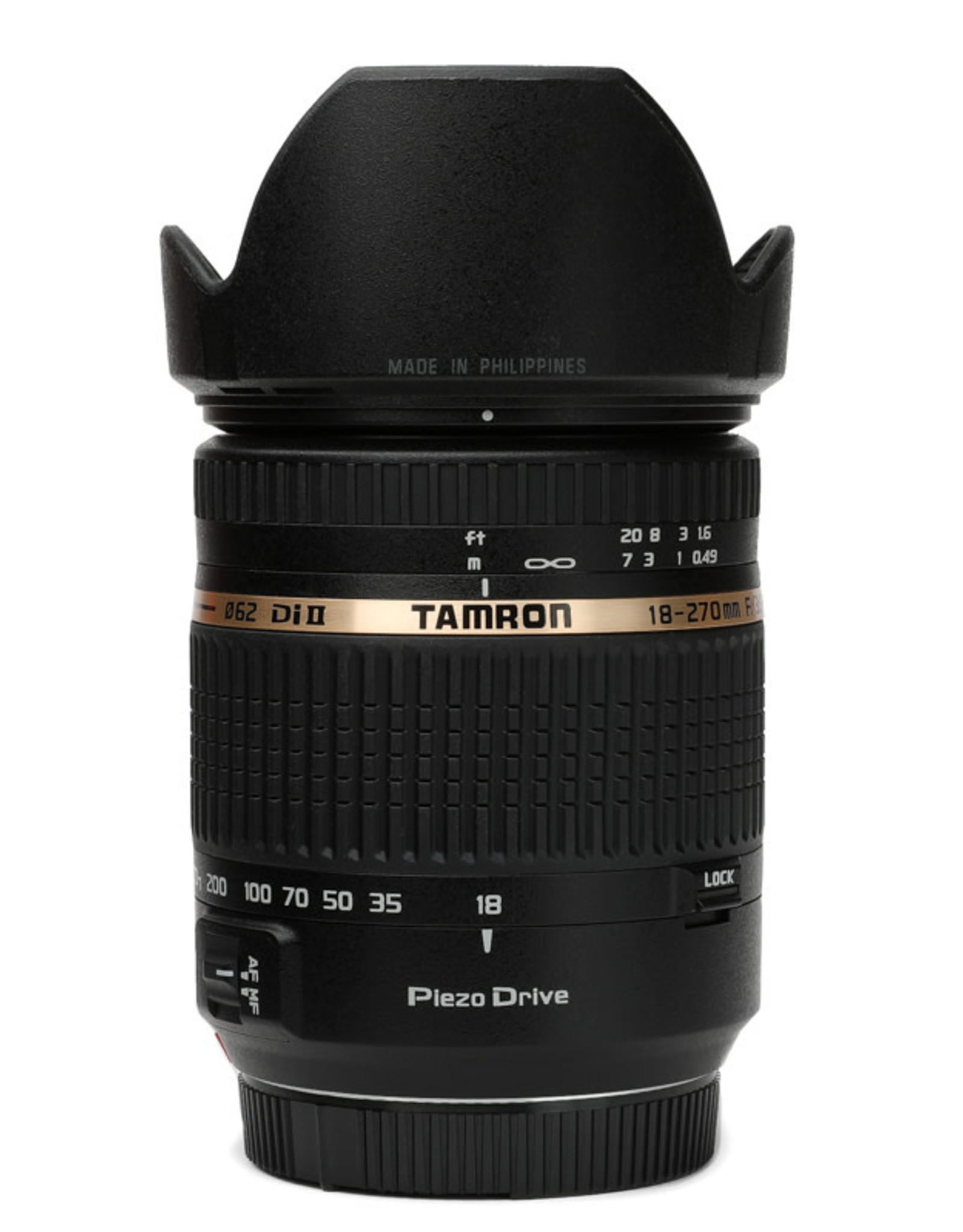 Tamron Tamron 18-270mm F/3.5-6.3 Di II PZD Lens for Sony A