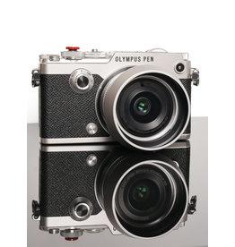 Olympus Olympus PEN F Mirrorless Digital  w/25mm f1.8 & 45mm f1.8 Lens
