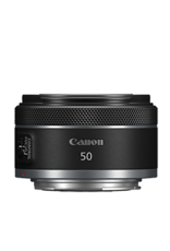 Canon Used Canon RF 50mm f/1.8 IS Macro STM Lens