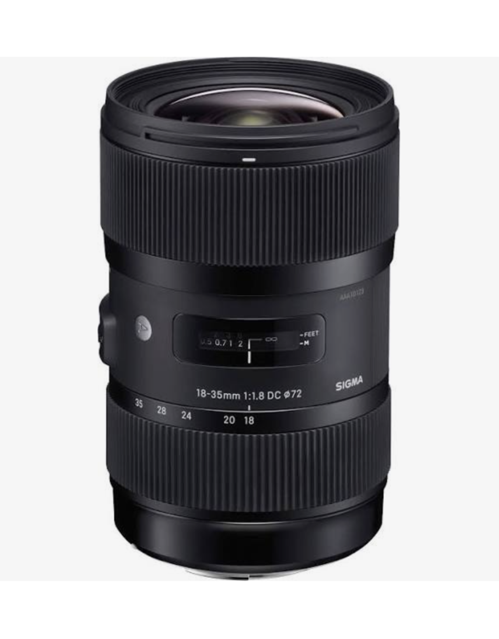 Sigma SIGMA 18-35MM F/1.8 DC HSM ART LENS FOR CANON EF