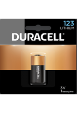 Duracell Duracell EL 123 Lithium battery