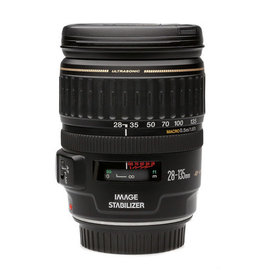 Canon Canon EF 28-135 mm F/3.5-5.6 IS USM Lens
