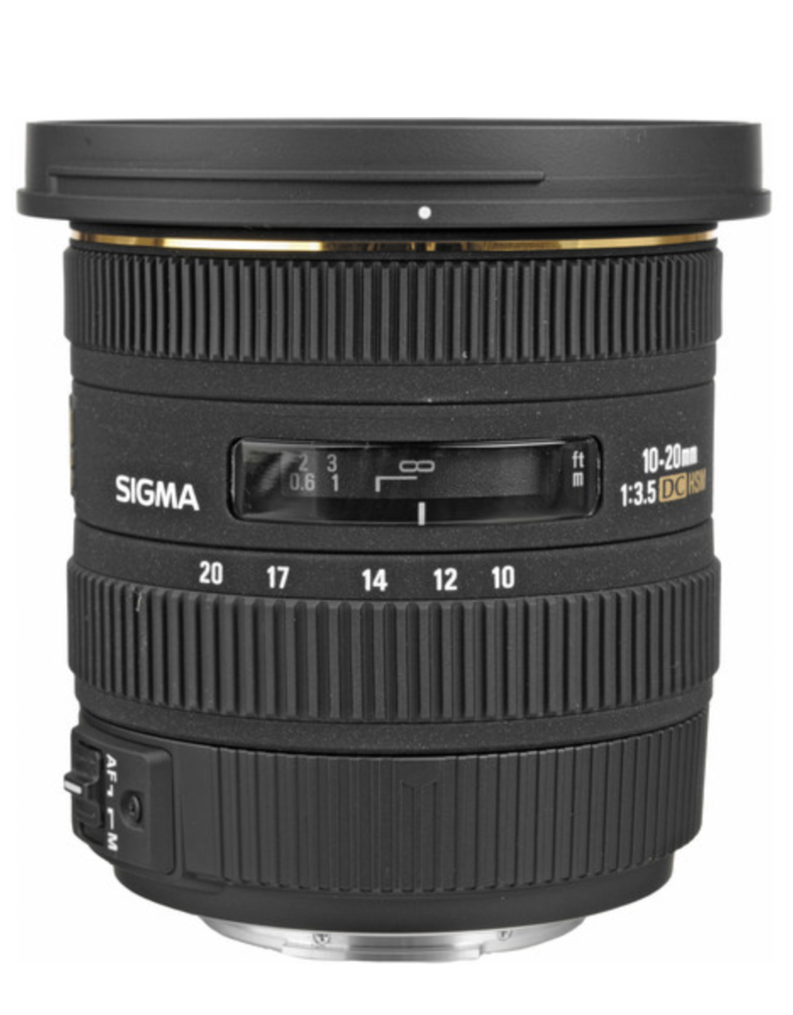 Sigma Sigma 10-20mm f/3.5 EX DC HSM Lens for Canon EF