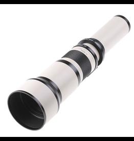 Samyang Samyang 650-1300mm f/8.0-16.0 Zoom Lens (White) T Mount