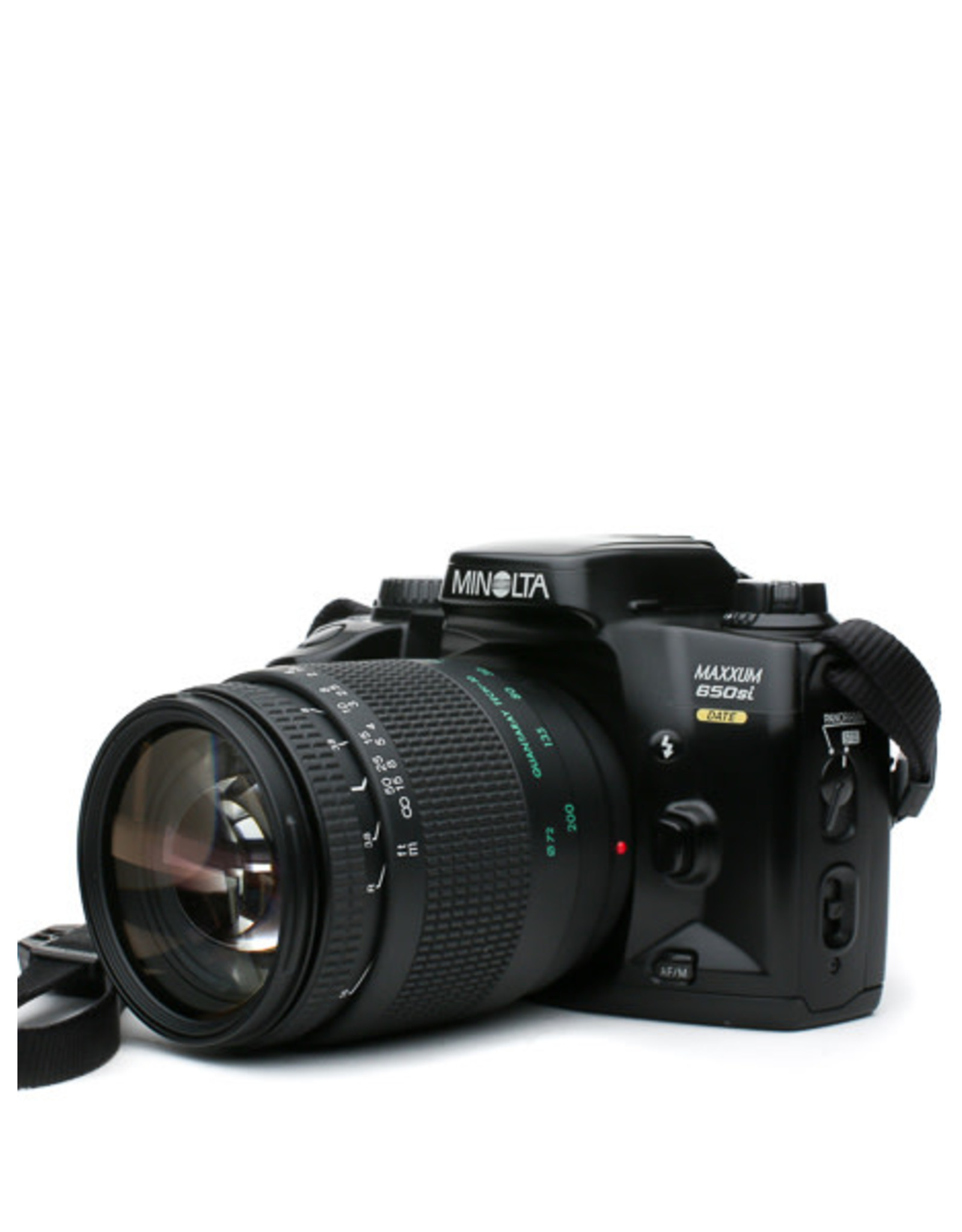 Minolta Minolta Maxxum 650si  35mm SLR Camera w/28-200 Lens