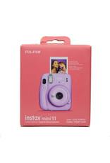Fuji Fuji Instax Mini 11 Instant Film Camera Lilac Purple w/Matching Case