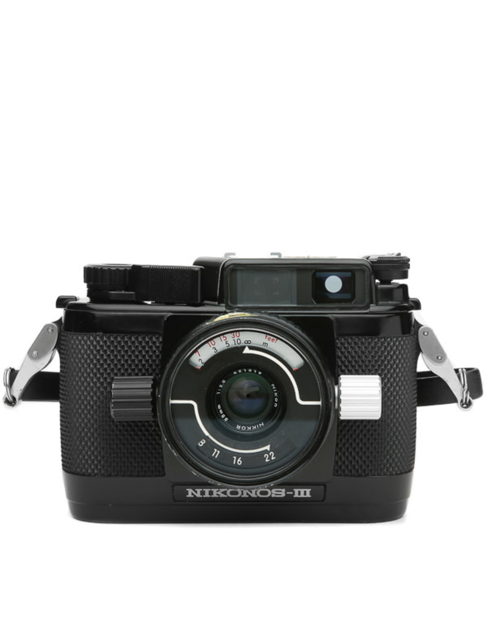 Nikon Nikon Nikonos III Underwater Camera w/35mm f2.8
