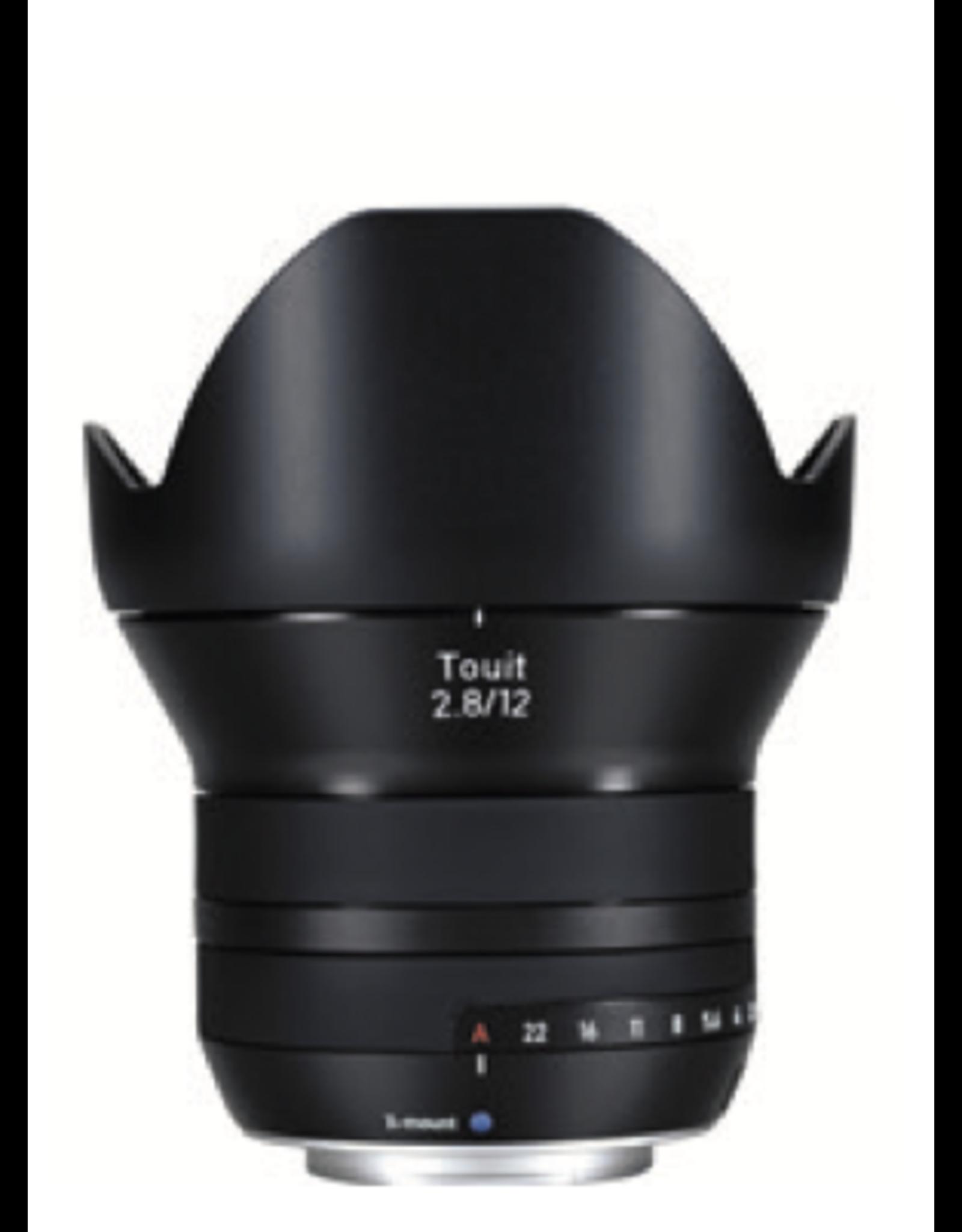 Zeiss ZEISS Touit 12mm f/2.8 Lens for FUJIFILM X