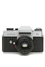 Leica Leica Leicaflex SL 35mm SLR Camera Body w/Summicron-R 50mm F2