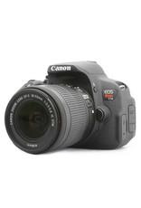 Canon Canon Digital Rebel T5i SLR w/18-55 f3.5-5.6 IS Kit Semester Rental