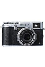 Fuji Fuji Fujifilm X100S Digital Rangefinder Camera w/Hood & Filter