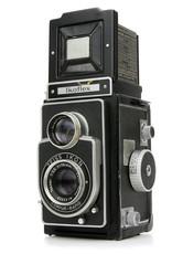 Zeiss Zeiss Ikon Ikoflex IIa Medium Format TLR Camera
