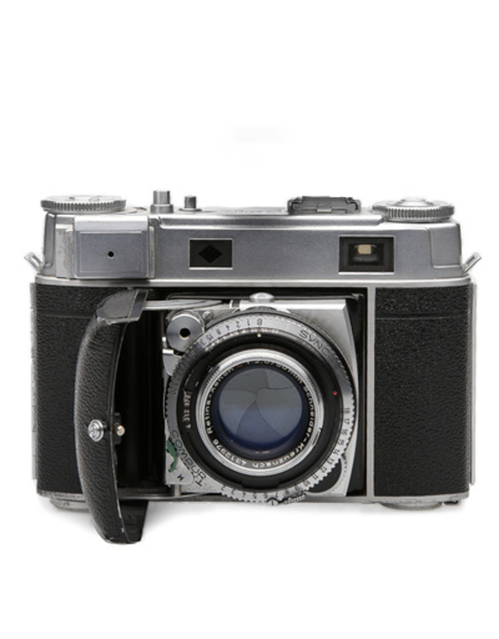 kodak Kodak Retina IIIc Rangefinder Camera w/case w/Xenon 50mm f2