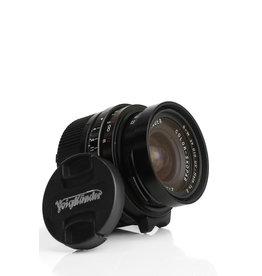 Voigtlander Voigtlander Color-Skopar 21mm f/4 P Lens M mount
