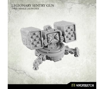 Legionary Sentry Gun twin Missile Launcher