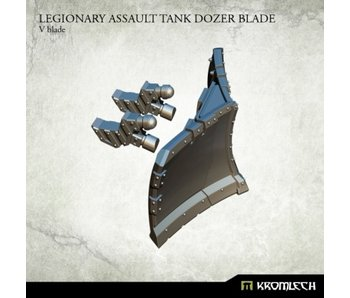 Legionary Assault Tank Dozer Blade V Blade