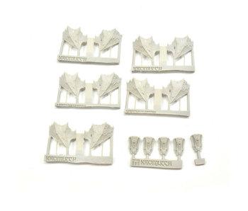 Legionary Winged Jump Pack Wings